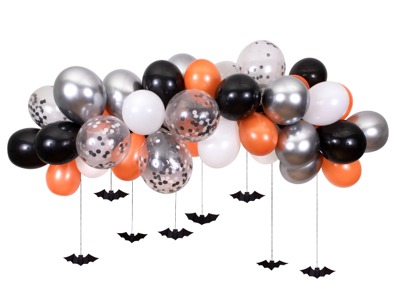 meri meri balloon garland for kids rooms