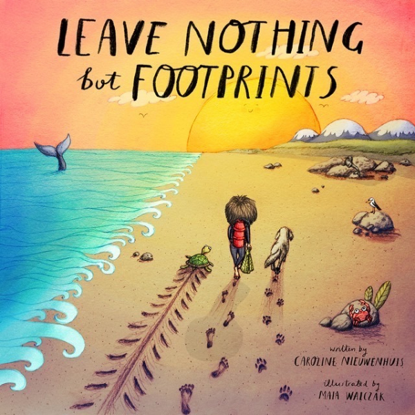 Leave Nothing but Footprints, kid's books